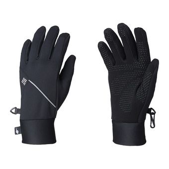Columbia TRAIL SUMMIT - Guantes mujer black