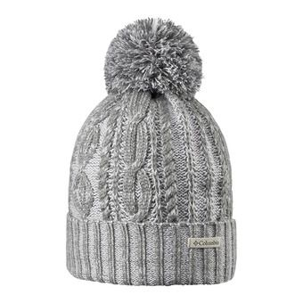 Columbia BLIZZARD PASS - Gorro charcoal