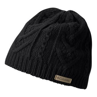 Beanie - PARALLEL PEAK II black