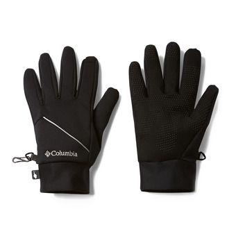 M Trail Summit Running Glove Homme Black