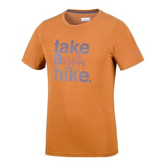 Camiseta hombre MILLER VALLEY bright copper