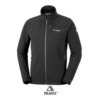Columbia TITAN RIDGE - Polaire Homme black
