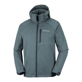 Columbia CASCADE RIDGE II - Chaqueta hombre charcoal heather