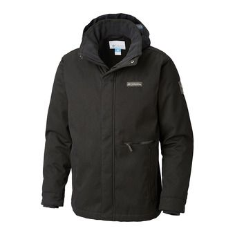 Veste homme BOUNDARY BAY black heather
