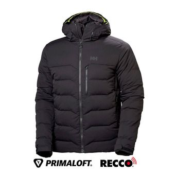 Helly Hansen SWIFT LOFT - Anorak hombre black