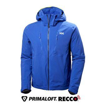 Chaqueta de esquí hombre ALPHA 3.0 olympian blue