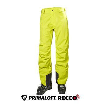 Helly Hansen LEGENDARY - Pantalón de esquí hombre sweet lime