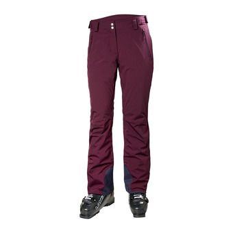 Helly Hansen LEGENDARY - Pantalón de esquí mujer wild pink