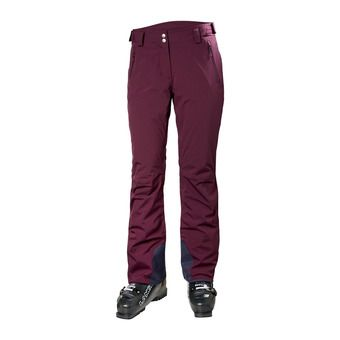 Helly Hansen LEGENDARY - Pantalon ski Femme wild rose