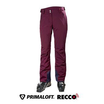 Pantalon de ski femme LEGENDARY wild rose