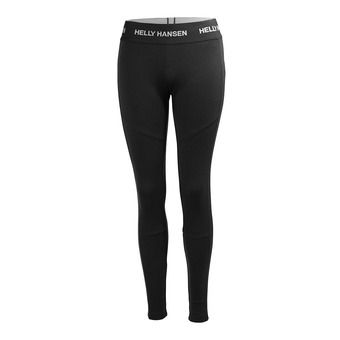 Helly Hansen W HH LIFA MERINO - Collant Femme black