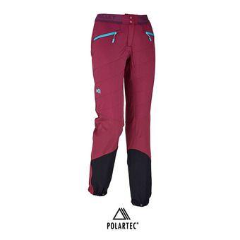 Pantalon de ski femme TOURING SPEED XCS velvet red