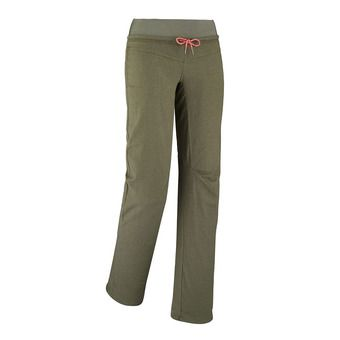 Pantalon femme ALAGOAS ROC grape leaf