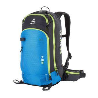 Arva REACTOR V2 24L - Mochila airbag blue