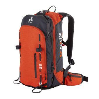 Arva REACTOR V2  32L - Mochila airbag naranja