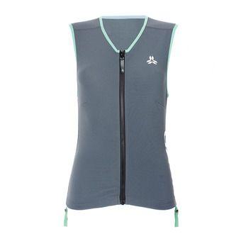 Protección dorsal mujer ACTION VEST gris/azul