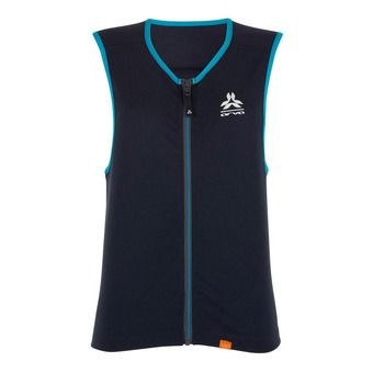 Arva ACTION - Gilet de protection Femme gris/bleu