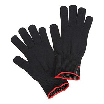 Arva FINGER TOUCH - Guantes interiores black