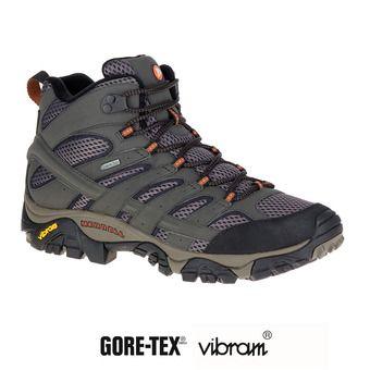 Zapatillas de senderismo hombre MOAB 2 MID GTX beluga