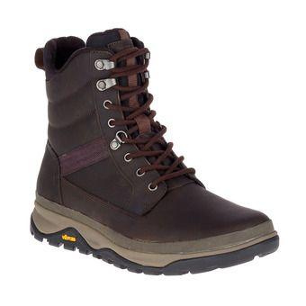 Merrell TREMBLANT POLAR WP ICE+ - Chaussures randonnée Homme espresso