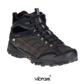 Merrell MOAB FST ICE+ THERMO - Zapatillas de senderismo hombre black