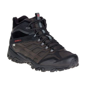 Merrell MOAB FST ICE+ THERMO - Chaussures randonnée Homme black