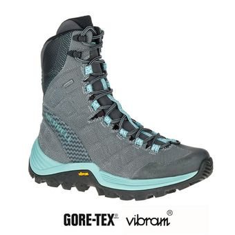 Zapatillas de senderismo mujer THERMO ROGUE TALL GTX ice castle
