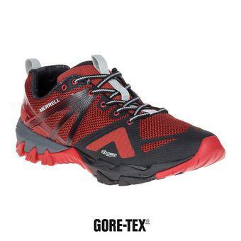 Merrell MQM FLEX GTX - Zapatillas de trail hombre henna/pepper