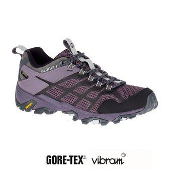 Chaussures de randonnée femme MOAB FST 2 GTX granite/shark