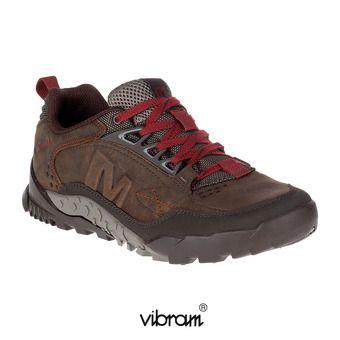 Zapatillas de senderismo hombre ANNEX TRAK LOW clay