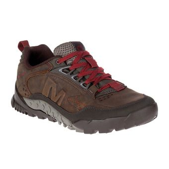Merrell ANNEX TRAK LOW - Hiking Shoes - Men's - clay