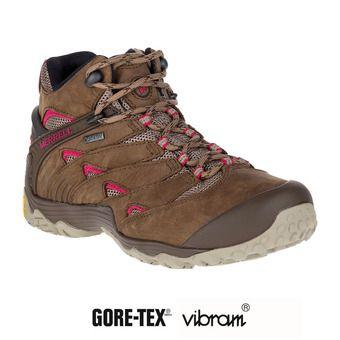 Merrell CHAM 7 GTX - Zapatillas de senderismo mujer merrel stone