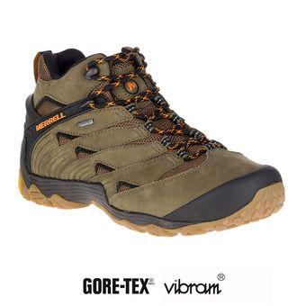 Chaussures de randonnée homme CHAM 7 MID GTX dusty olive