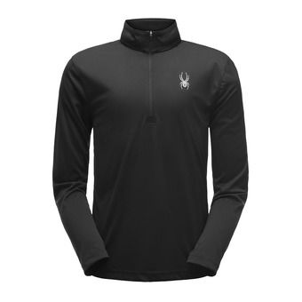 Maillot ML homme LIMITLESS SOLID black/black