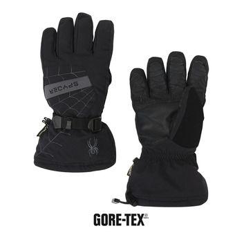 Gants homme OVERWEB GTX black/pol