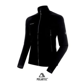 Sweat zippé homme ACONCAGUA black