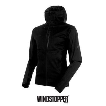 Ultimate V SO Hooded Jacket Men Homme black-black