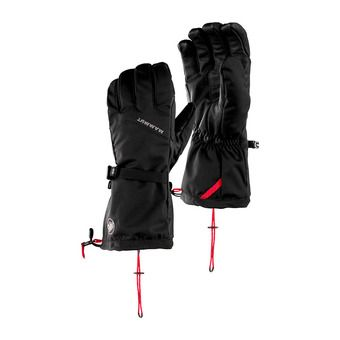 Mammut MASAO - 2 in 1 Gloves - black