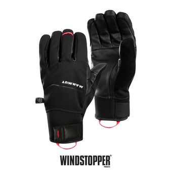 Gants ASTRO GUIDE black