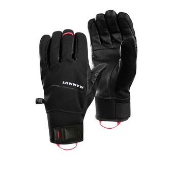 Mammut ASTRO GUIDE - Guantes black