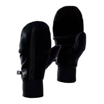 Mammut SHELTER - Mittens - black