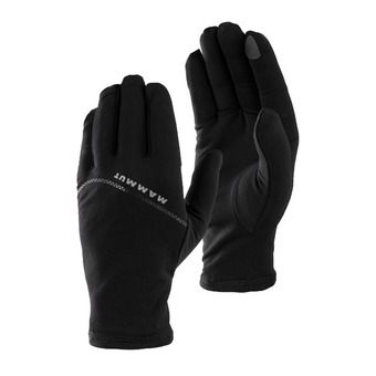 Guantes STRETCH black