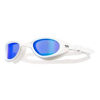Tyr SPECIAL OPS 2.0 - Gafas de natación polarizadas blue/white/white
