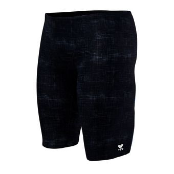 SANDBLASTED ALLOVER JAMMER BLACK Homme BLACK