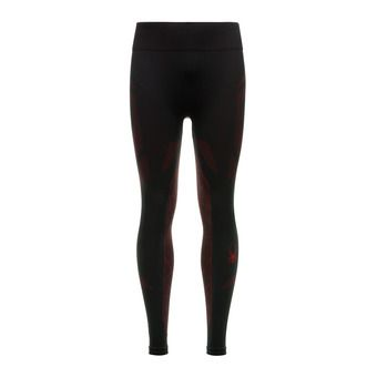 Collant homme CAPTAIN black/red
