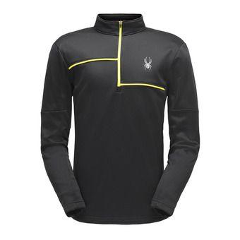 Sweat 1/2 zippé homme CHARGER black/tks/aci