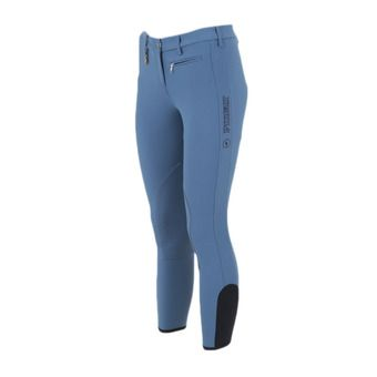 Pants - Women's - PRISCA blue steel