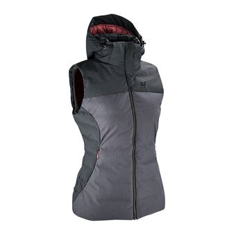 Chaleco mujer CELSIUS grey