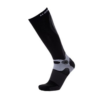 Winter Compression Socks Unisexe Black