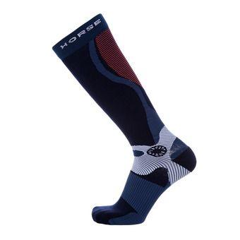 Winter Compression Socks Unisexe Navy